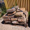 Granit kantsten