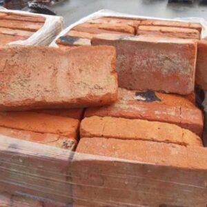 Mursten, gamle rensede mursten