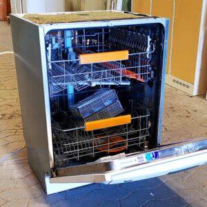 Elektrolux opvaskemaskine, model Reallife XXL - Energysaver og Silent Plus