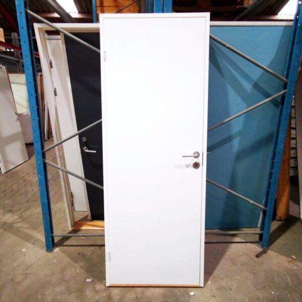 Let hvid mellemdør 79x209cm