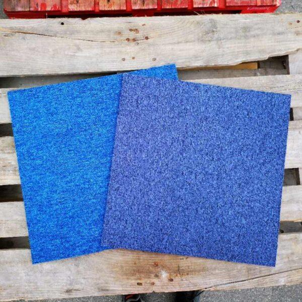 Slidstærke tæppefliser