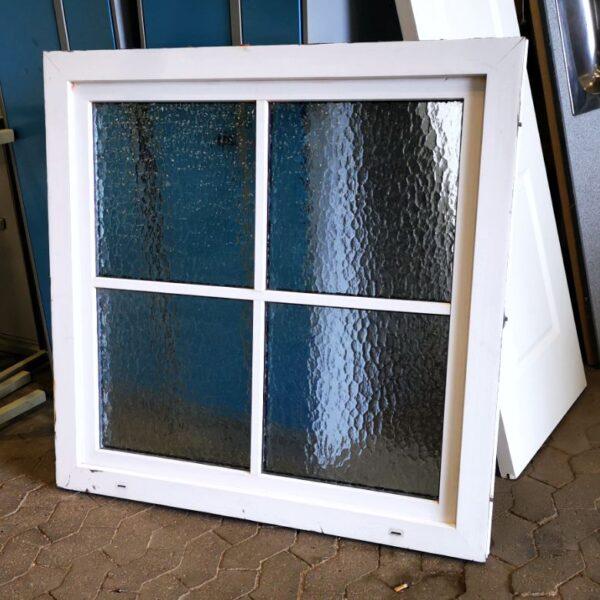 PVC vindue med sprosser